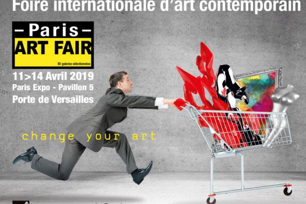 Paris Art Fair, la nouvelle foire internationale Porte de Versailles