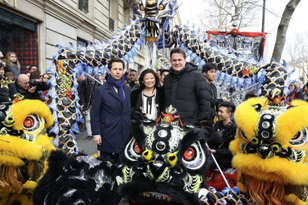 Faubourg Saint Honore Celebrates The Chinese New Year 2019