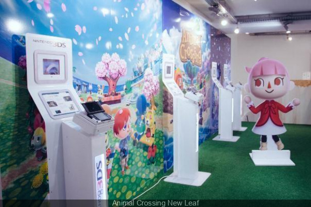 Coloriage Animal Crossing New Leaf.Exposition Animal Crossing New Leaf A L Imprimerie Sortiraparis Com