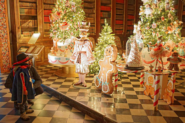 noel 2018 à vaux le vicomte Christmas at Château de Vaux le Vicomte 2018   Sortiraparis.com noel 2018 à vaux le vicomte