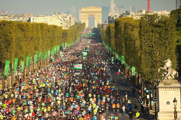 Marathon Of Paris 2019 Registrations Sortiraparis Com