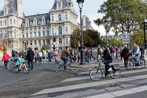 Paris first four arrondissements go car-free on September 1, 2019