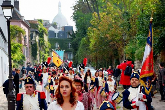 fete de noel 2018 date The Montmartre Grape Harvest Festival 2018: dates and program  fete de noel 2018 date