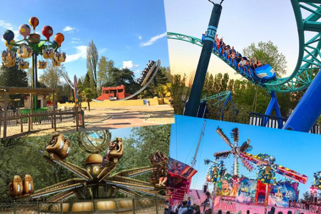The Best Theme Parks In Paris And Its Surroundings 2019