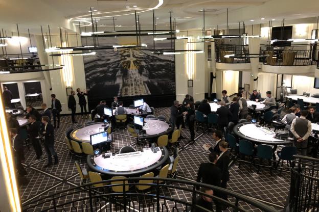 Paris poker club casino gambling money management