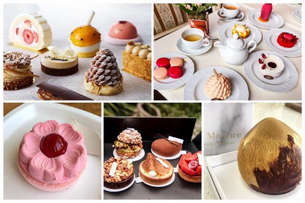 Les Meilleures pâtisseries de Paris 2018 Les Meilleures pâtisseries de Paris  2018