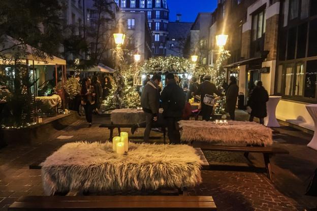 Top Des Terrasses Bars Et Restaurants D Hiver 2018 2019 A Paris
