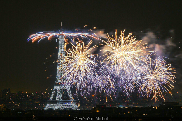 Where to watch July 14, 2019 Bastille Day fireworks in Paris