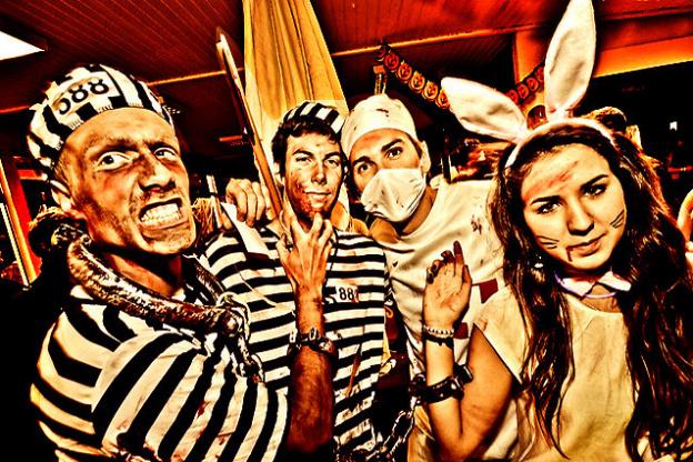 Soirées Halloween 2012 à Paris Soirées Halloween 2012 à Paris ...