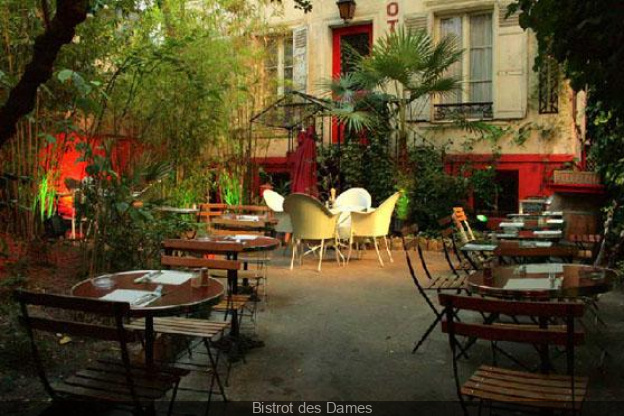 Shady terraces in Paris - Sortiraparis.com