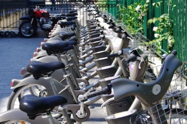vélib' et autolib' gratuits à paris durant la pollution