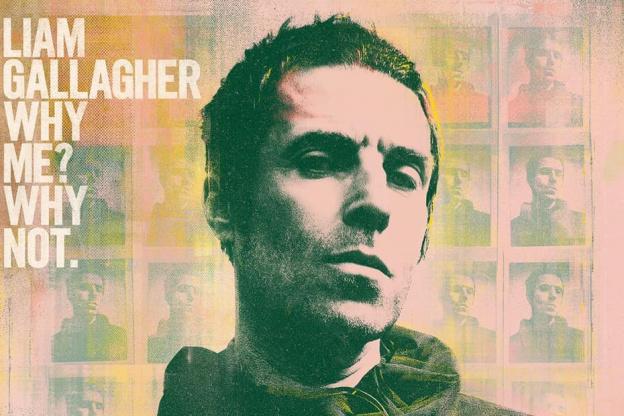 Liam Gallagher Tour 2020 Liam Gallagher live at Paris La Villette Zénith in February 2020