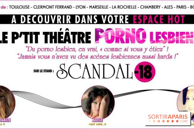 Salon de l rotisme 2018 paris - Salon de l erotisme strasbourg ...