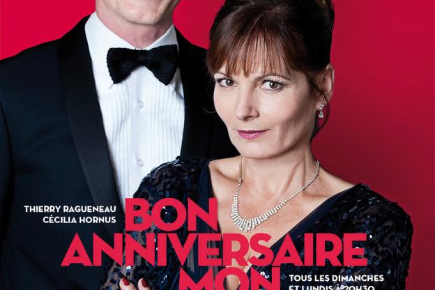 Bon Anniversaire Mon Amour à La Comédie Bastille Sortirapariscom