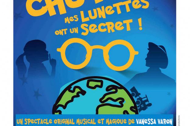 Lunettes Chut Mes Secret Au Un Théâtre La Ont Pépinière qzVMpSU