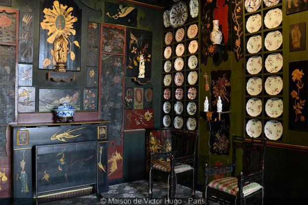 Portrait d une maison, l expo à la Maison Victor Hugo - Sortiraparis.com e35ccc33e384