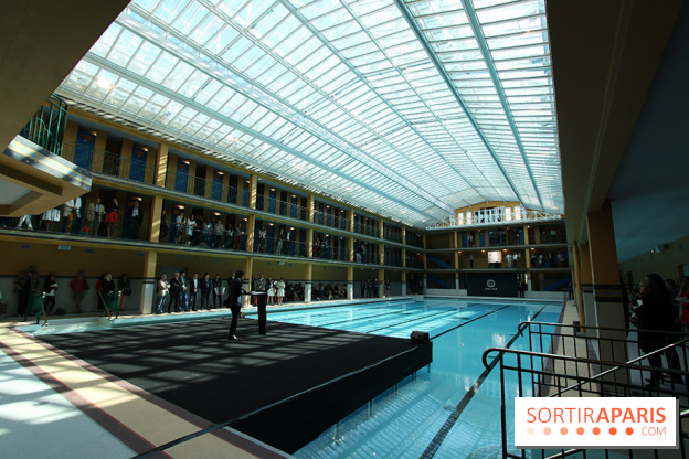Molitor Pool Hotel Restaurant Rooftop And Spa Sortiraparis Com