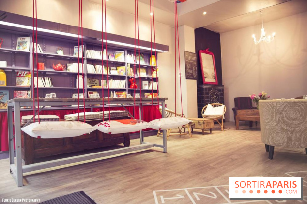Quirky Coffee Shops And Tea Salons In Paris Sortiraparis Com
