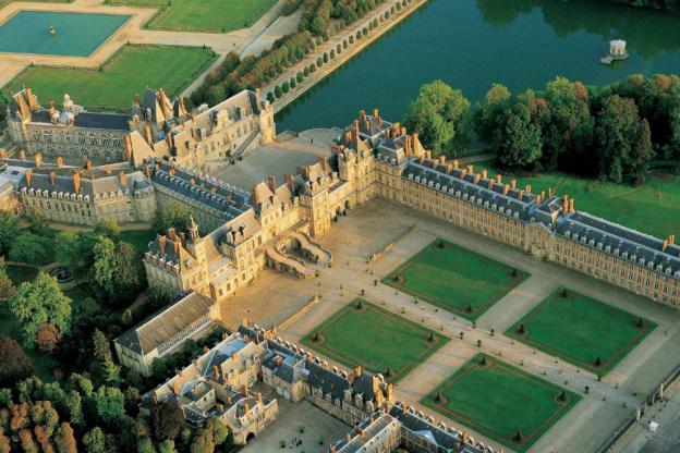 Le Programme Ludique Du Chateau De Fontainebleau Pour L Ete 2018