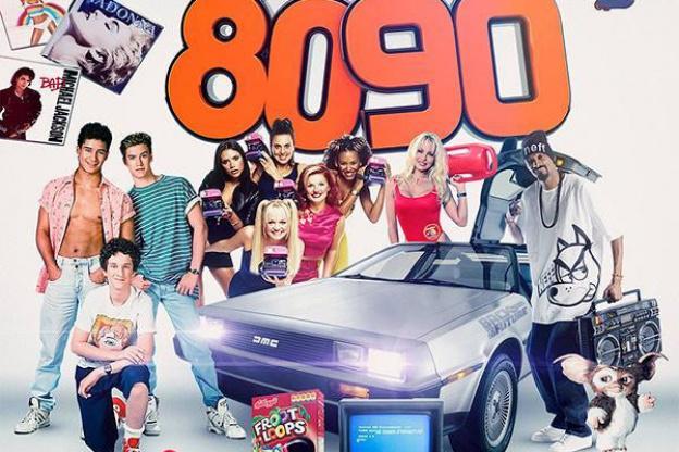 Generation 80 90 Boum 80 90: GENERATION 80-90 : La Boum 80s 90s @Players Bar