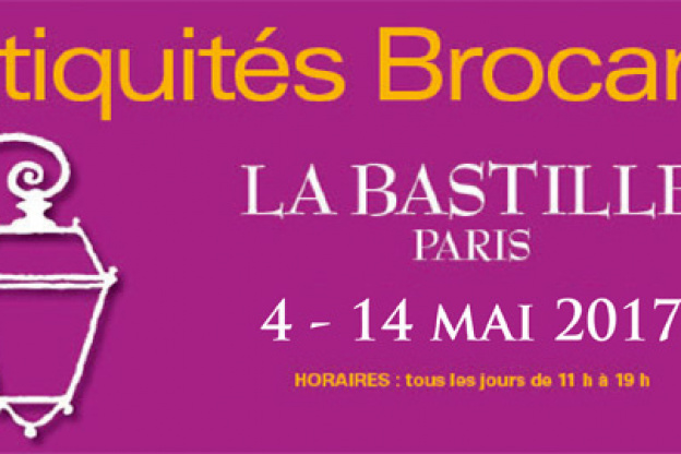 Le Salon Antiquite Brocante 2017 A La Bastille Sortiraparis Com