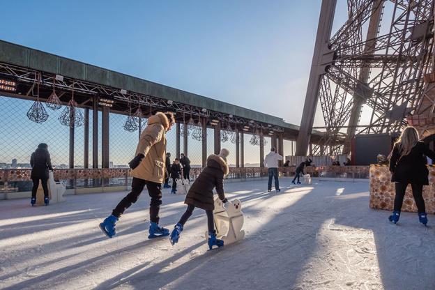 patinoire noel 2018 paris Patinoires de Noël à Paris et en Ile de France 2017 2018  patinoire noel 2018 paris