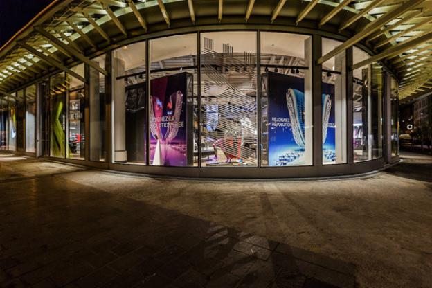 eba7f438aa La nouvelle boutique Nike du Forum des Halles - Sortiraparis.com