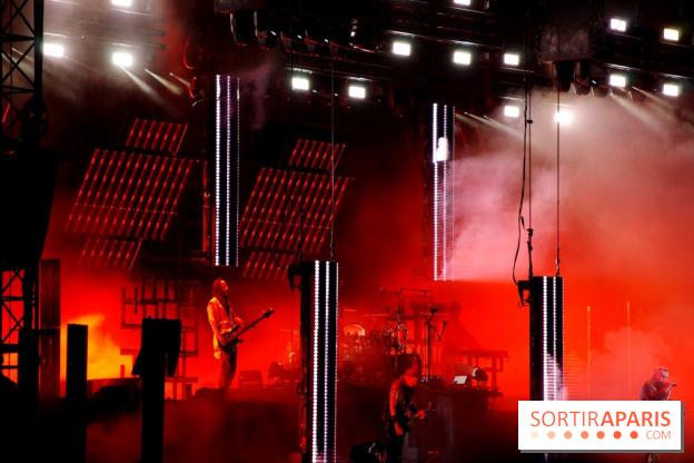 Rammstein live at Paris La Défense Arena in June 2019 - Sortiraparis com