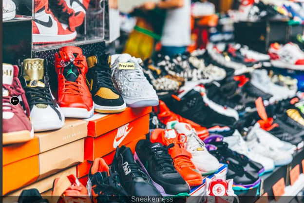 super populaire c78cc 0465d Sneakerness Paris 2019 comes to Paris Event Center ...