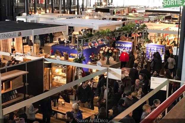 Salon art d co 2019 la grande halle de la villette - Salon de la deco ...