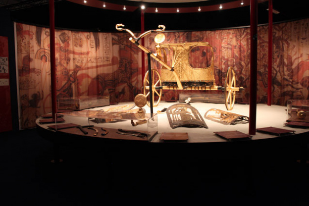 Exposition Toutankhamon