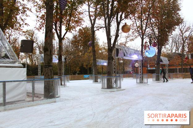 La patinoire de Noël du Jardin des Tuileries - Sortiraparis.com