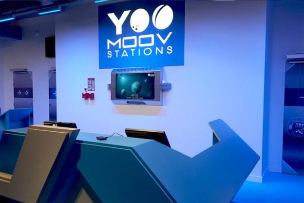 Dcouvrez Le Parc Dattraction Intergalactique Yoo Moov De La Villette