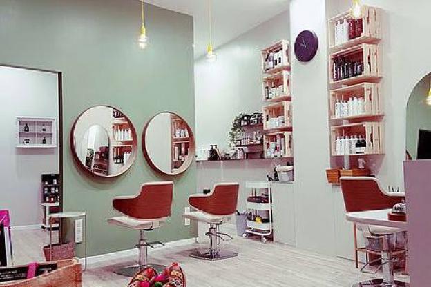 ... La Petite Maison Beatrice Leroi : Un Salon De Coiffure Eco Friendly ...