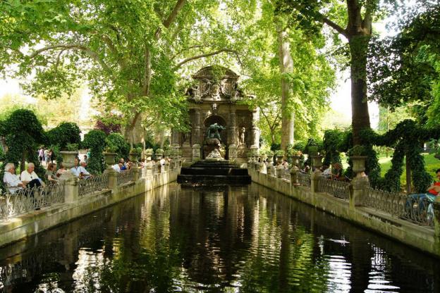 le jardin du luxembourg paris un chef doeuvre botanique - Jardin Du Luxembourg Paris