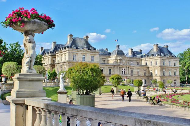 le jardin du luxembourg paris un chef doeuvre botanique - Le Jardin Du Luxembourg
