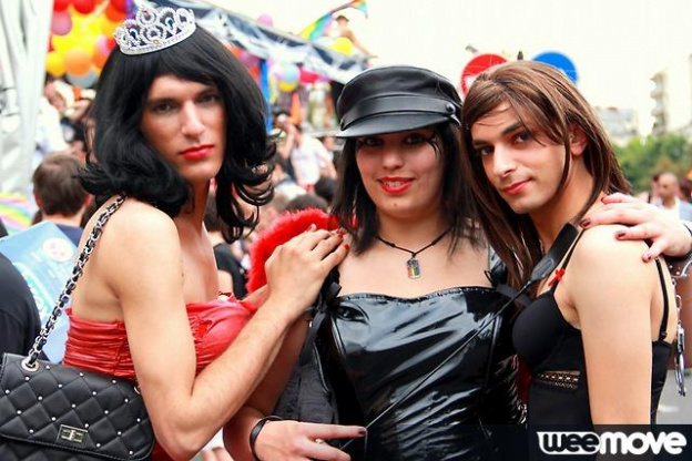 Gay Pride 2019 in Paris, LGBT Pride March, route details
