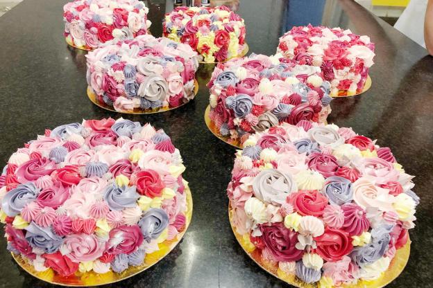 L Atelier Des Gateaux Cours De Patisserie Et De Cake Design A Paris