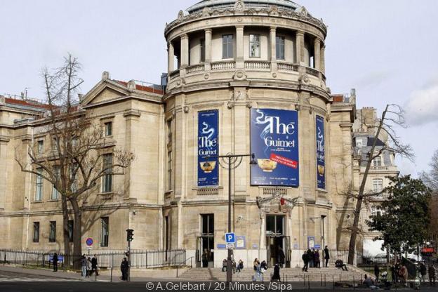 Journees Du Patrimoine Au Musee Guimet Hotel Dheidelbach