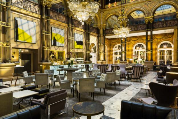 Celebrate Christmas at Hilton Paris Opera - Sortiraparis.com
