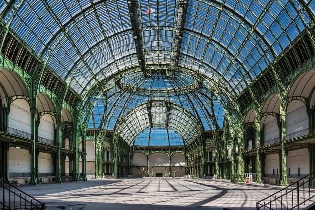 ... visite exceptionnelle de la Nef du Grand Palais ... e35bbbcaa0a