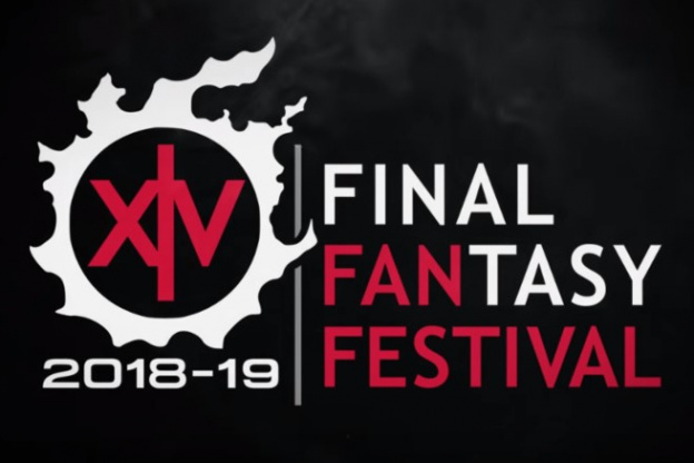 Fan Festival 2019 Final Fantasy XIV at Paris Grande Halle de