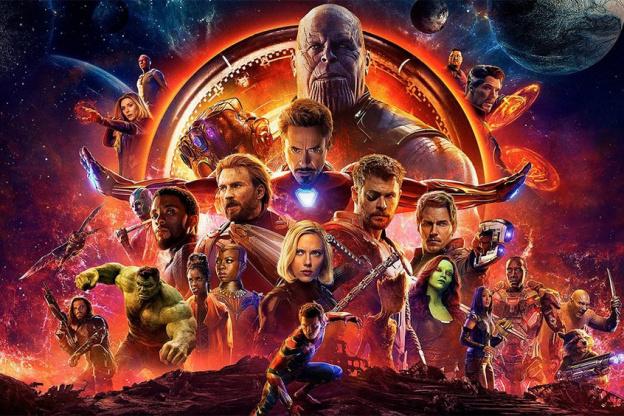 Quelque chose de nouveau assez Les films Disney Pixar Marvel et Lucasfilm attendus en 2018 et @SD_67