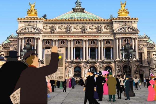 Visite Guidee Des Decors Du Film Dilili A Paris