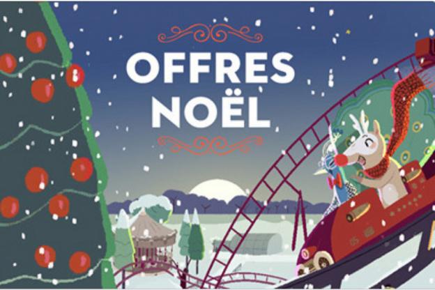 Photo De Noel Drole.Un Drôle De Noël 2018 La Patinoire Au Jardin D