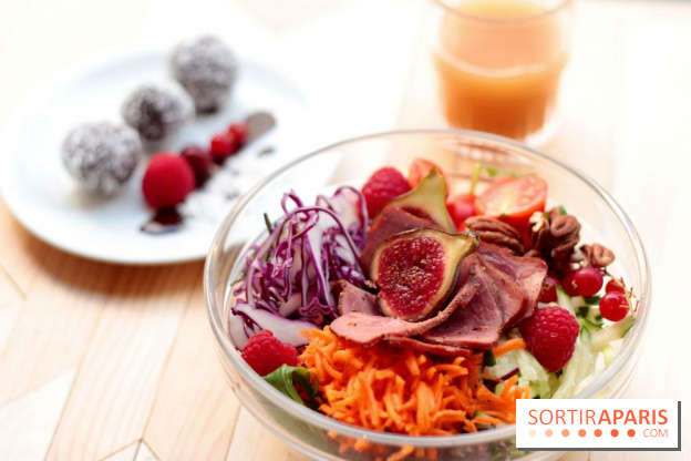 Healthy restaurants in Paris - Sortiraparis com