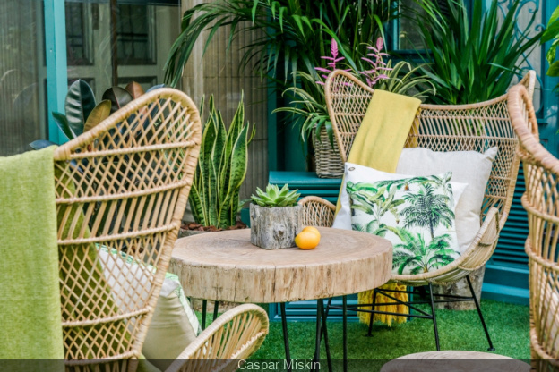 Restaurant éphémère « Le Jardin d\'Hiver » à l\'Hôtel The Westin Paris ...