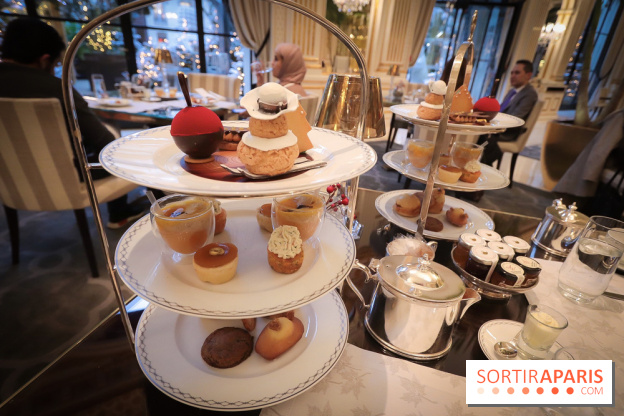 brunch noel 2018 paris The best Teatimes in Paris!   Sortiraparis.com brunch noel 2018 paris