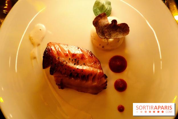 Le Speakeasy In Paris Refined Cuisine By Top Chef Xavier Pincemin