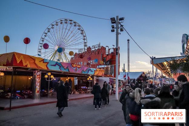 biggest fairground festival in france la foire du tr ne 2018. Black Bedroom Furniture Sets. Home Design Ideas